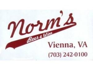 Norm's Beer and Wine – Vienna, VA
